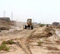 پیشرفت فیزیکی ۹۵ درصدی عملیات مکانیکی مرزاندرکوهشاه احمدی شهرستان حاجی آباد
